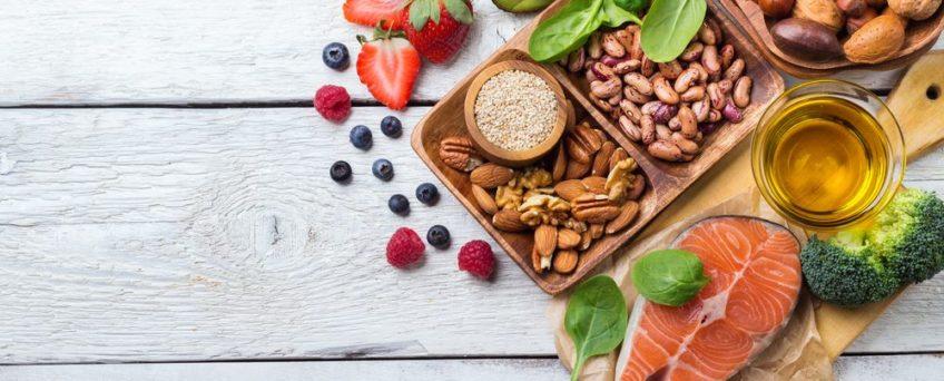 bienfaits alimentation saine et équilibrée