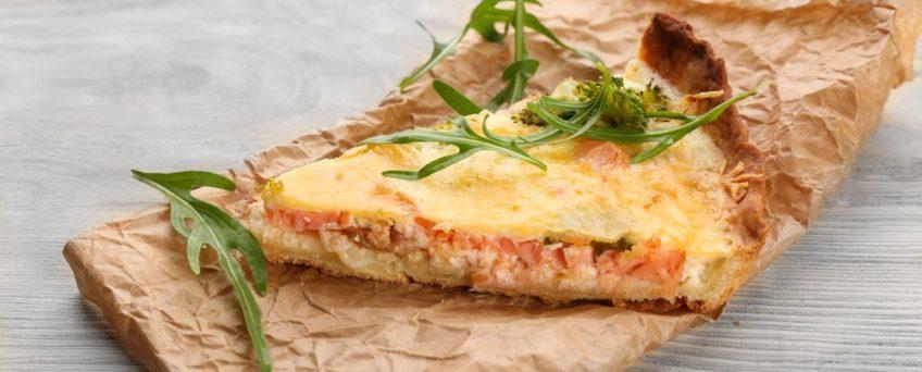 quiche saumon fenouil