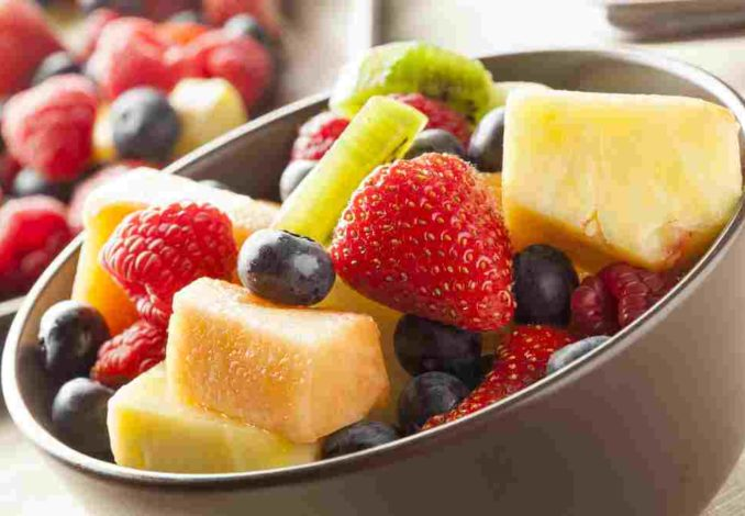 salades de fruits piments