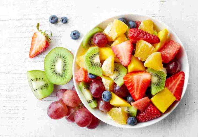 salade de fruits verveine
