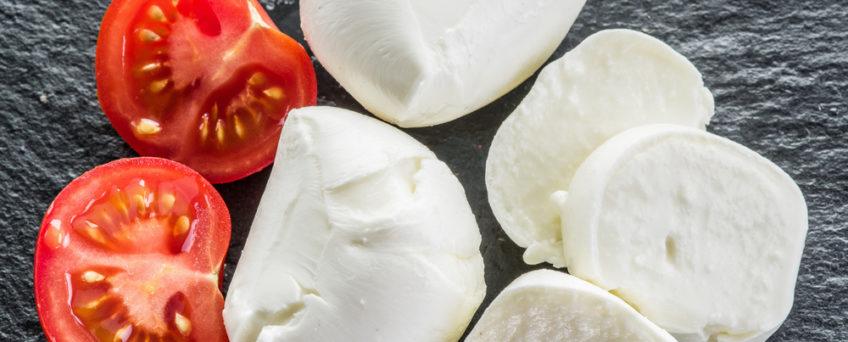 tomate mozzarella vanille