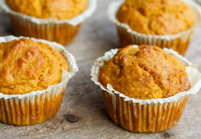 Muffins au beaufort