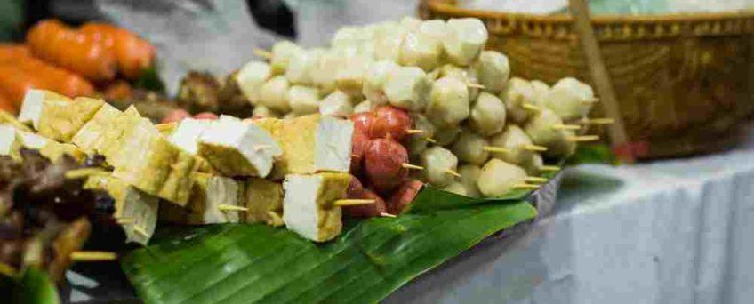 brochette tofu provencale