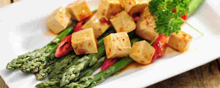 tofu asperges
