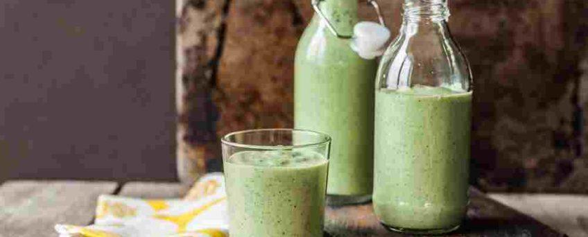 soupe papaye kiwi citron vert