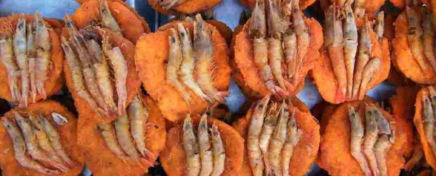 colombo de crevettes