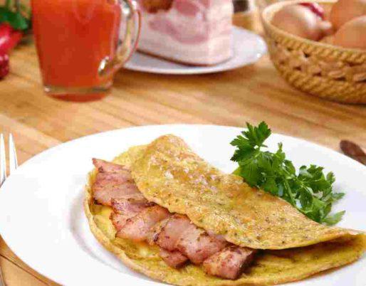 omelette complète