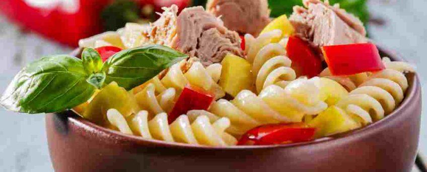 salade de pates thon