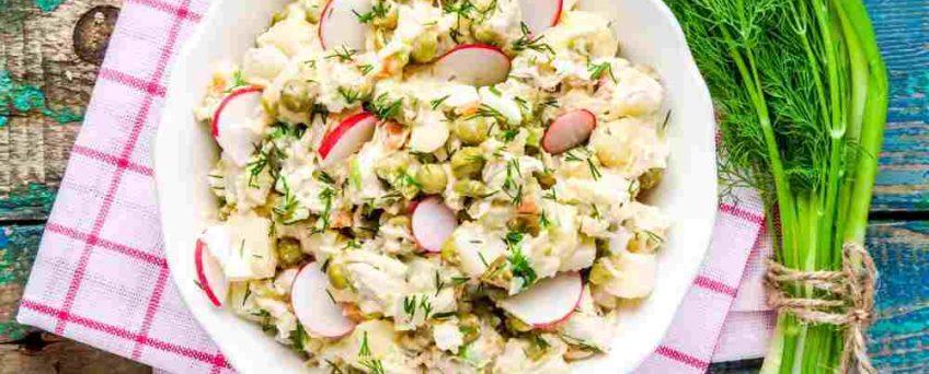 salade pommes de terre thon